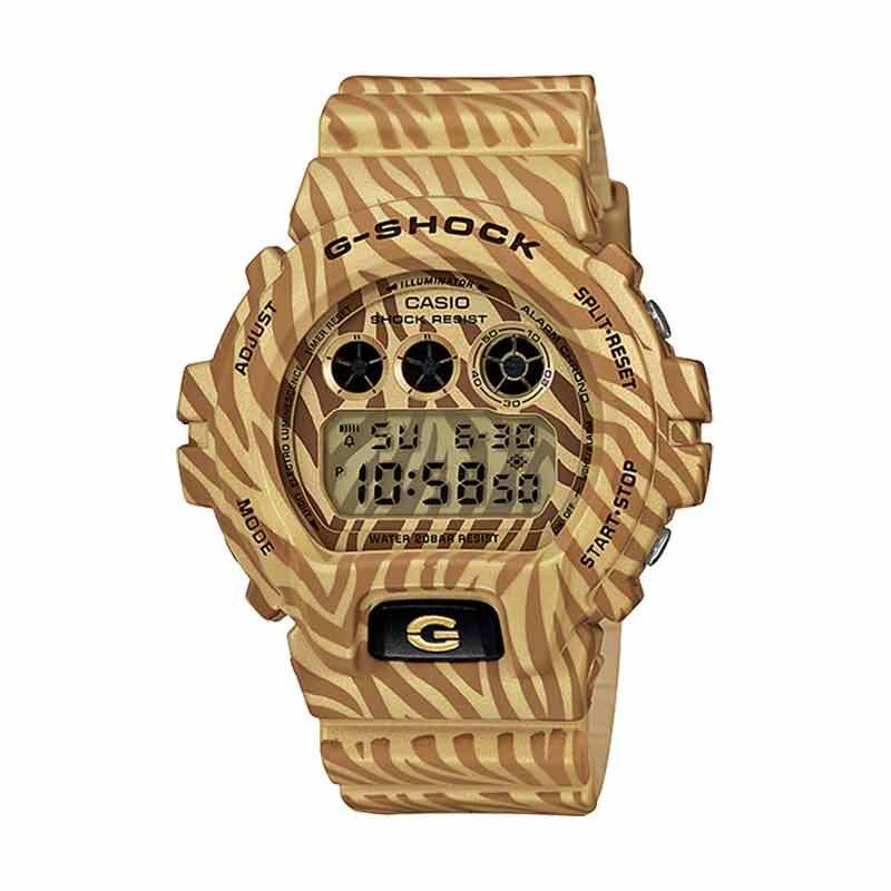 CASIO G-SHOCK DW-6900ZB-9 Zebra Ltd. Edition