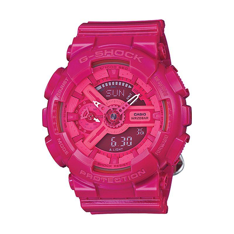 CASIO G-Shock Femme GMA-S110CC-4A Jam Tangan Wanita