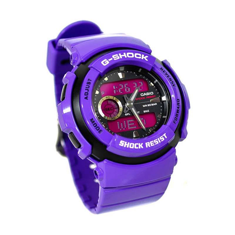 CASIO G-SHOCK G-300SC-6ADR Ltd Edition - Jam Tangan Pria