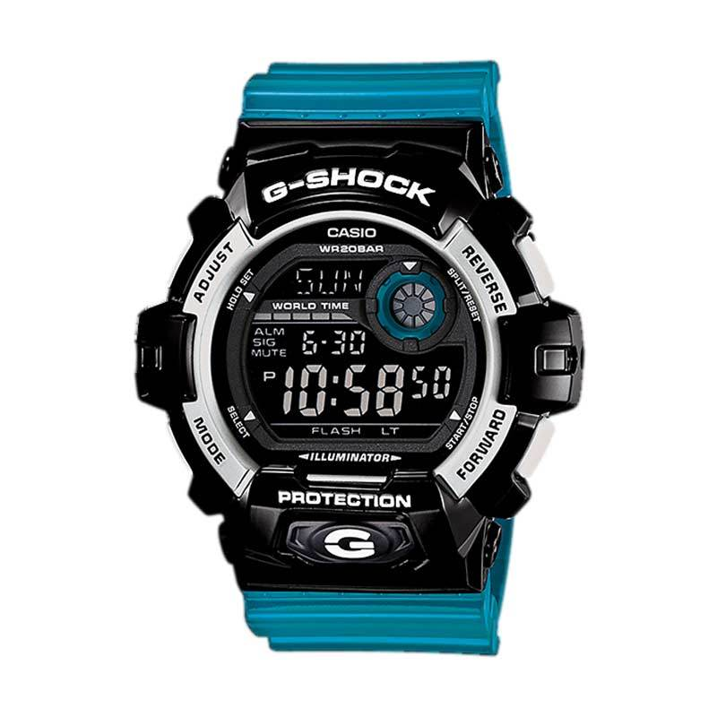 CASIO G-SHOCK G-8900-SC-1B Crazy Colours