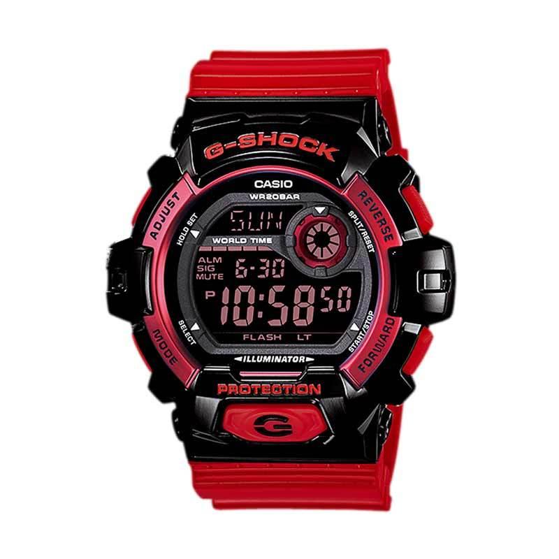 CASIO G-SHOCK G-8900-SC-1R Crazy Colours