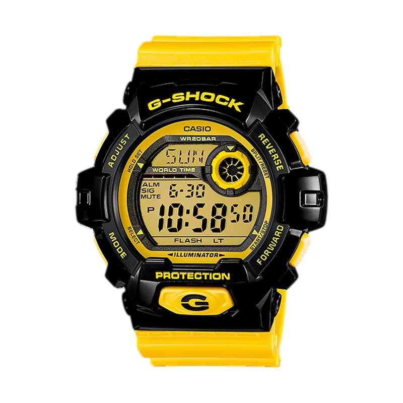 CASIO G-SHOCK G-8900-SC-1Y Crazy Colours
