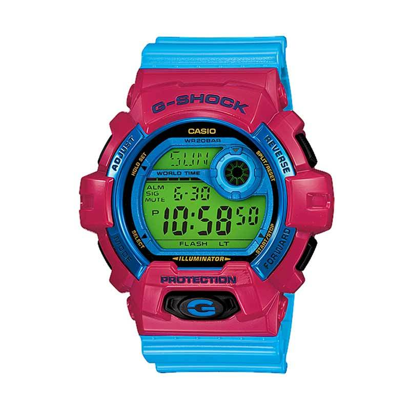 CASIO G-SHOCK G-8900-SC4 Crazy Colours
