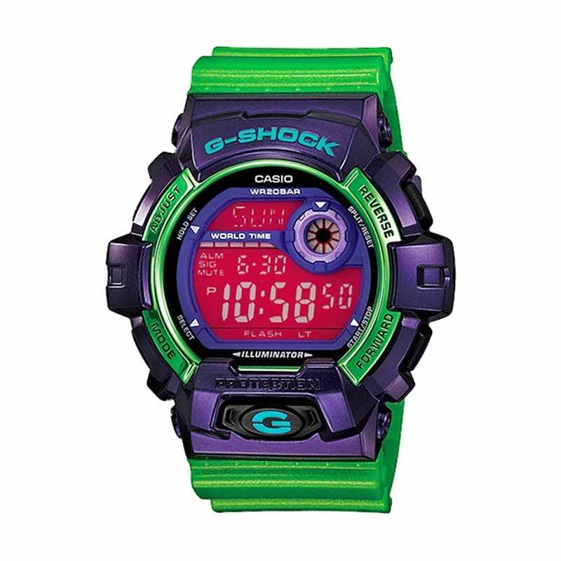 CASIO G-SHOCK G-8900-SC6 Crazy Colours