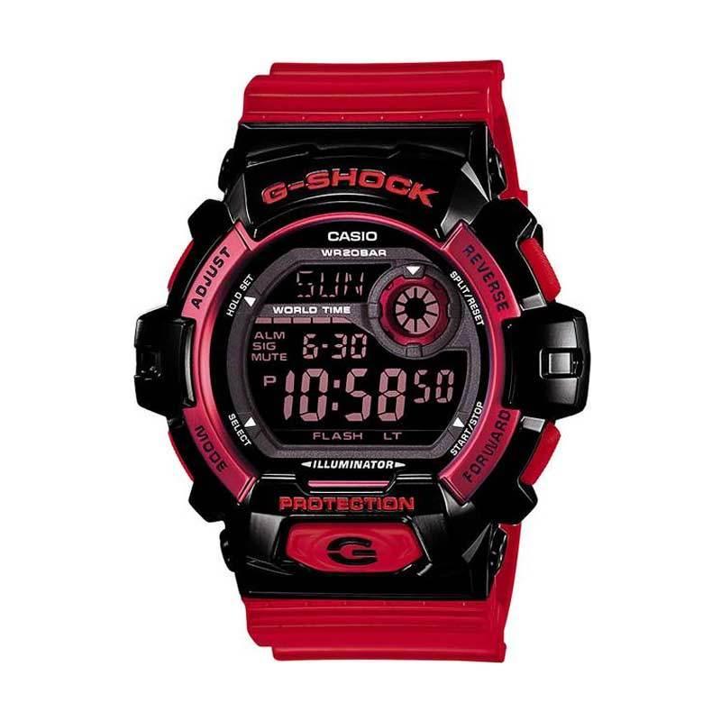 CASIO G-SHOCK G-8900SC-1RDR