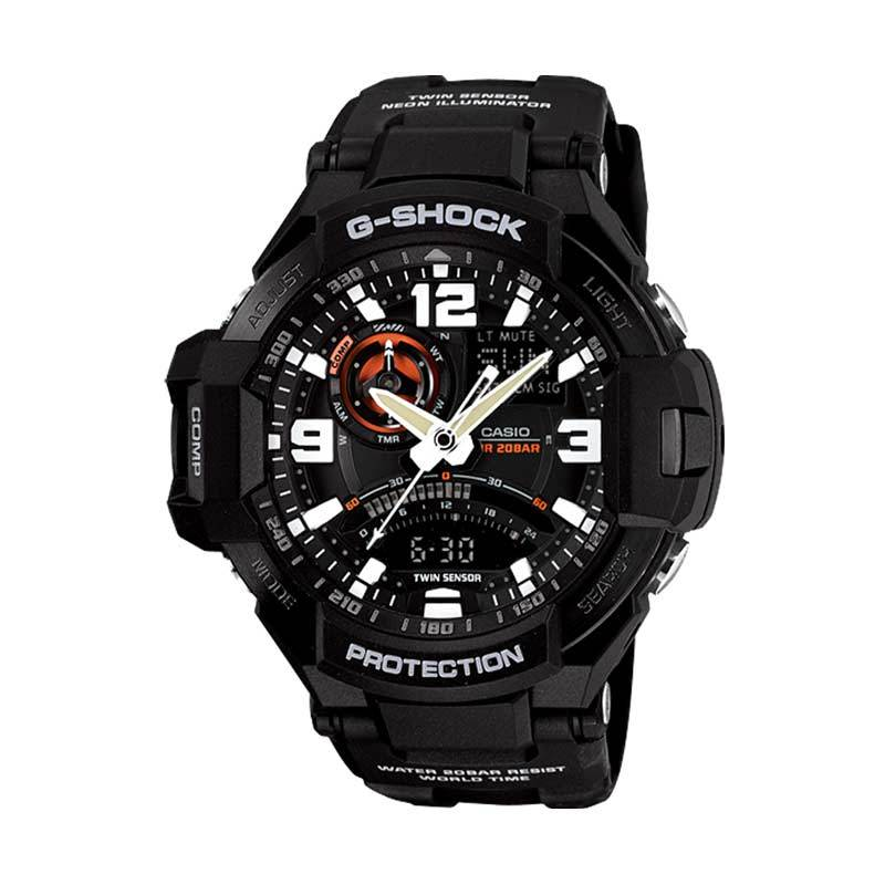CASIO G-SHOCK GA-1000-1ADR GRAVITY DEFIER