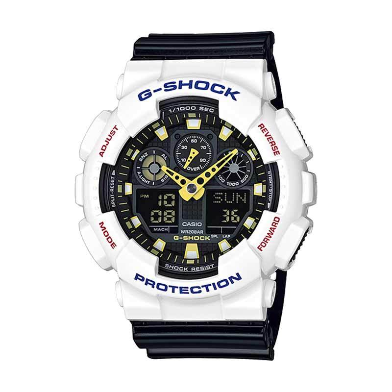 CASIO G-SHOCK GA-100CS-7A Ltd. Edition