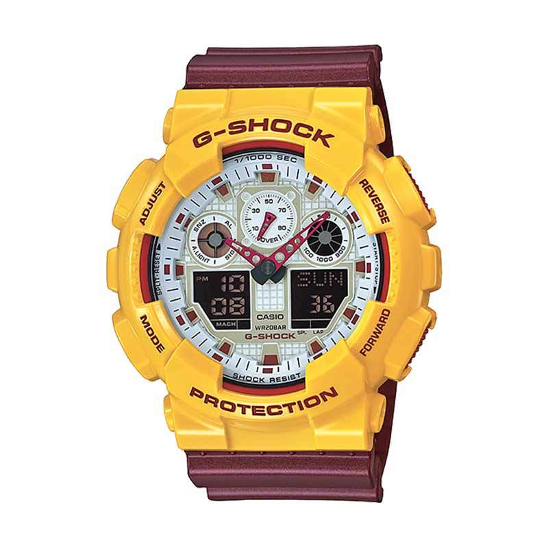 CASIO G-SHOCK GA-100CS-9A Ltd. Edition