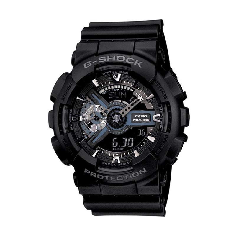 CASIO G-SHOCK GA-110-1BDR