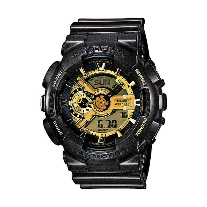 CASIO G-SHOCK GA-110BR-5ADR Gold Limited Edition Jam Tangan Pria