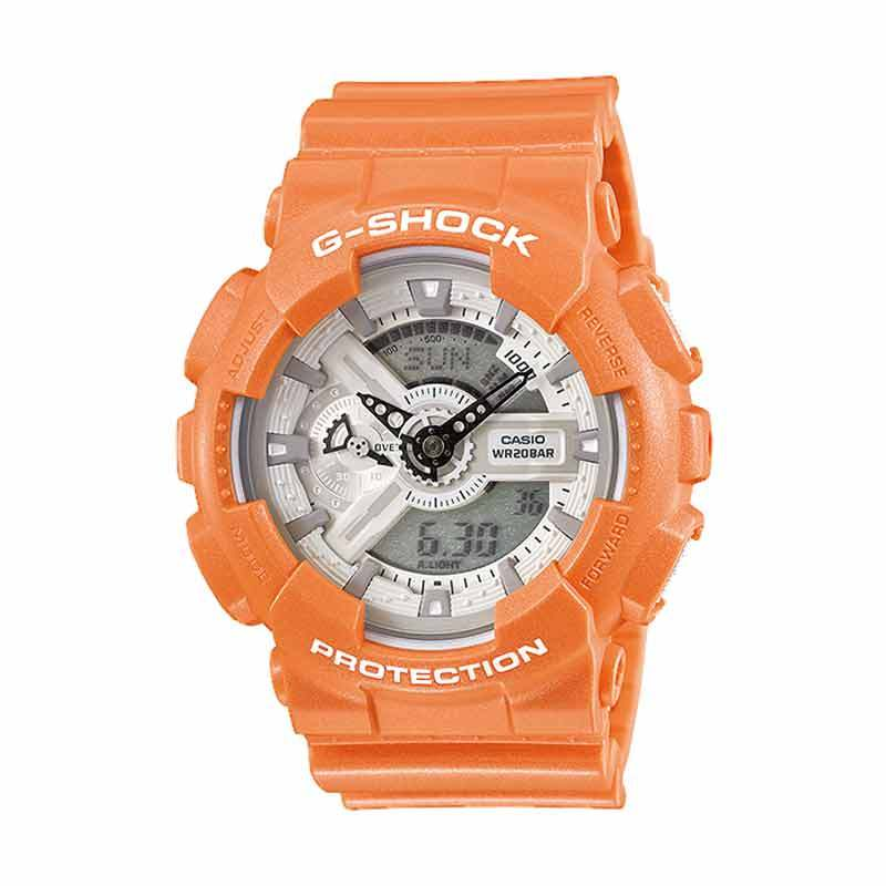CASIO G-SHOCK GA-110SG-4A Pale Colours Linited Edition Jam Tangan Pria