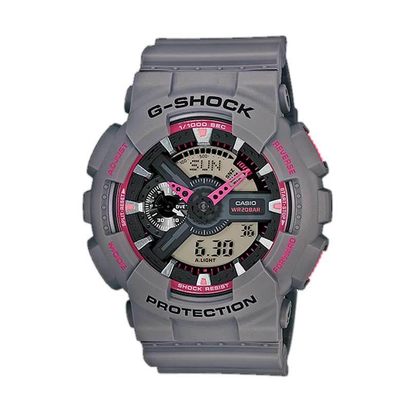 CASIO G-SHOCK GA-110TS-8A4DR - Jam Tangan Pria