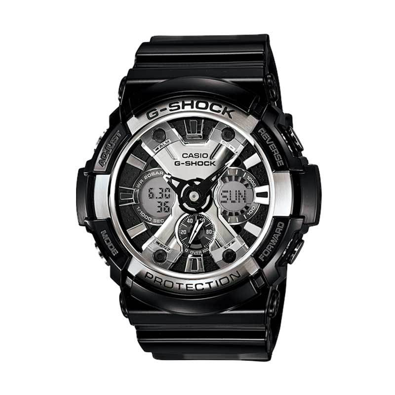 CASIO G-SHOCK GA-200BW-1A