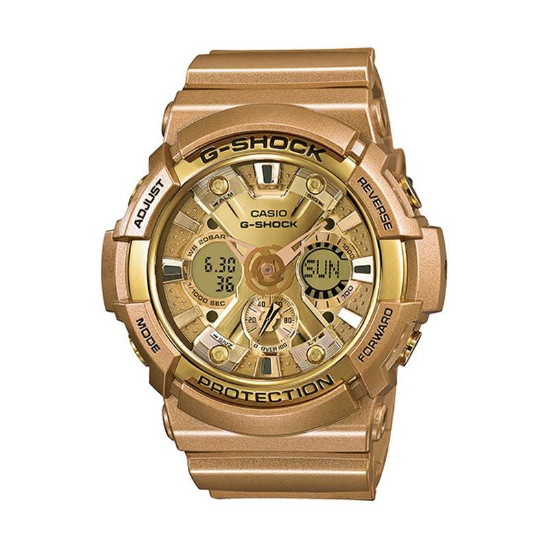 CASIO G-SHOCK GA-200GD-9A Gold Limited Edition Jam Tangan Pria