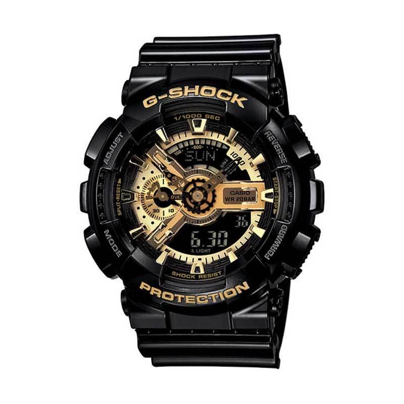 CASIO G-SHOCK GA-110GB-1A Black Gold