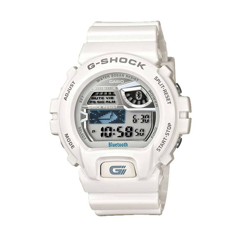 CASIO G-SHOCK Jam Tangan Pria GB-6900AB-7ADR Bluetooth