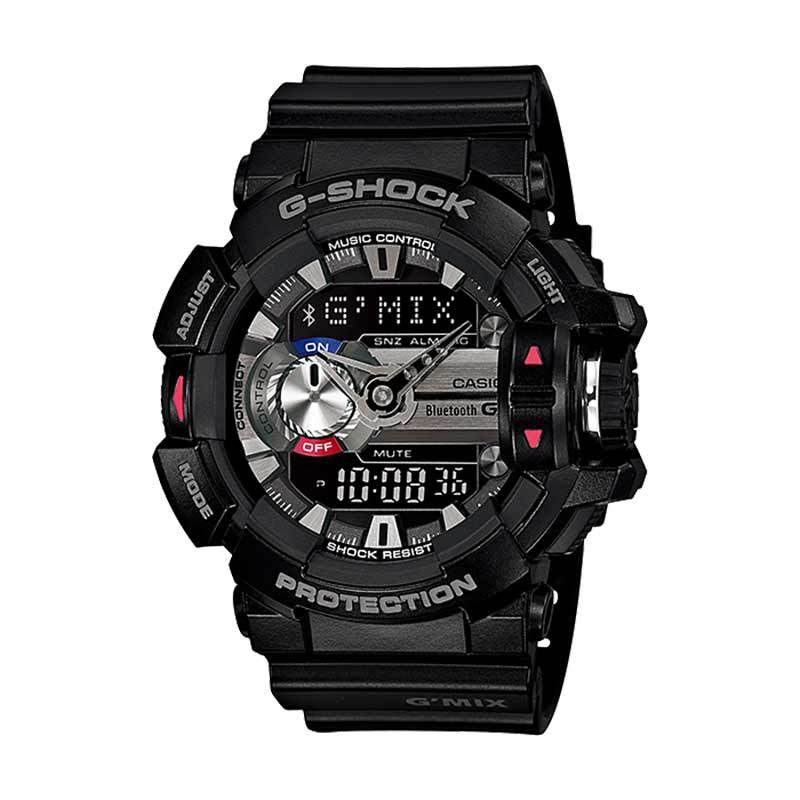 CASIO G-SHOCK GBA-400-1A G'MIX