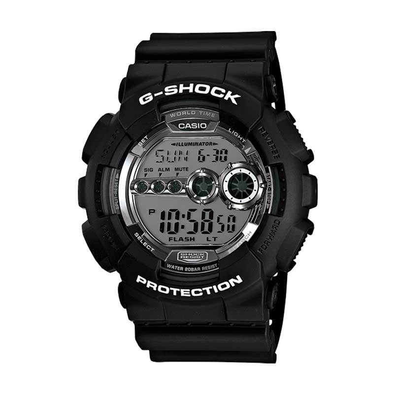 CASIO G-SHOCK GD-100BW-1 Ltd. Edition