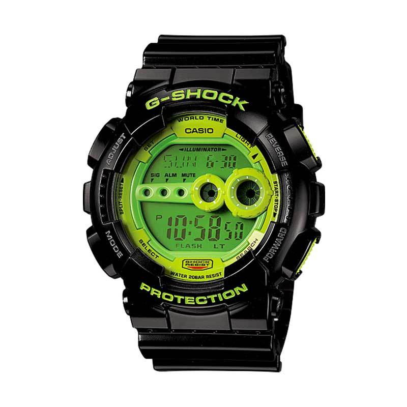 CASIO G-SHOCK GD-100SC-1