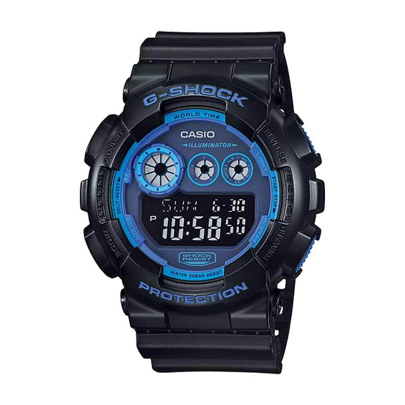 CASIO G-SHOCK GD-120N-1B2 Ltd. Edition