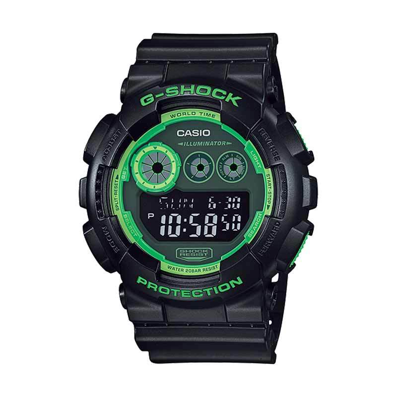 CASIO G-SHOCK GD-120N-1B3 Ltd. Edition