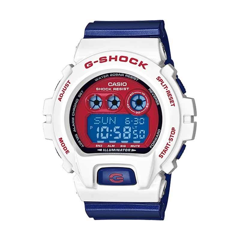 CASIO G-SHOCK GD-X6900CS-7 Capt. America Ltd. Edition