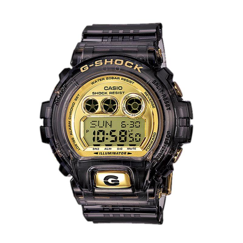 CASIO G-SHOCK GD-X6900FB-8DR Gold Jam Tangan Pria