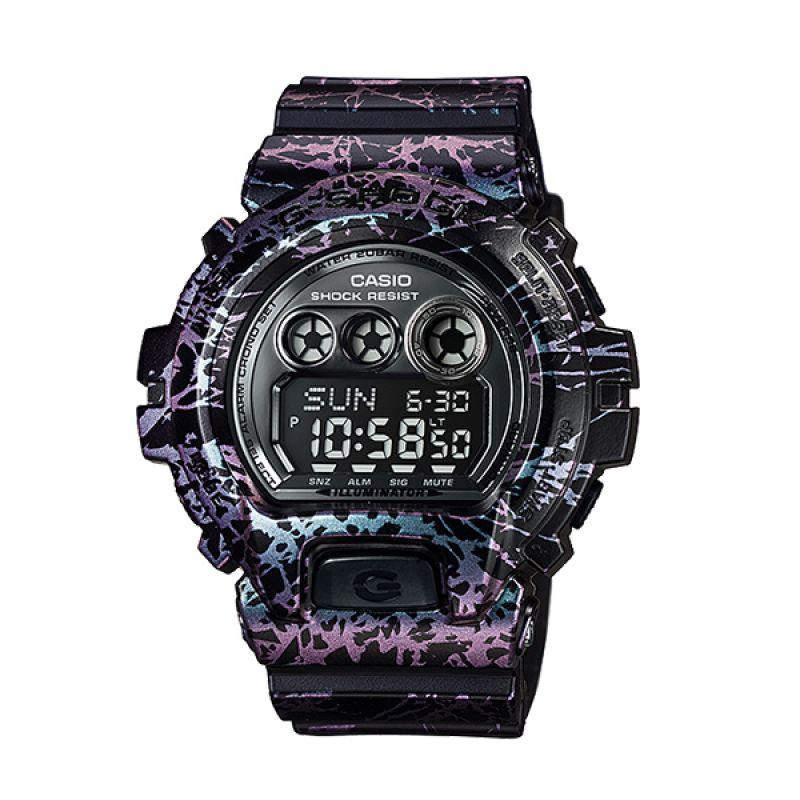 CASIO G-SHOCK GD-X6900PM-1 Black Polarized Jam Tangan Pria