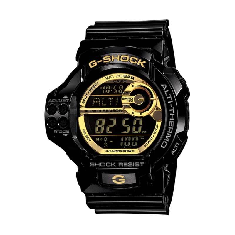 CASIO G-SHOCK GDF-100GB-1 Gold Black Ltd. Edition