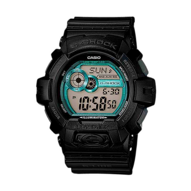 CASIO G-SHOCK GLS-8900-1