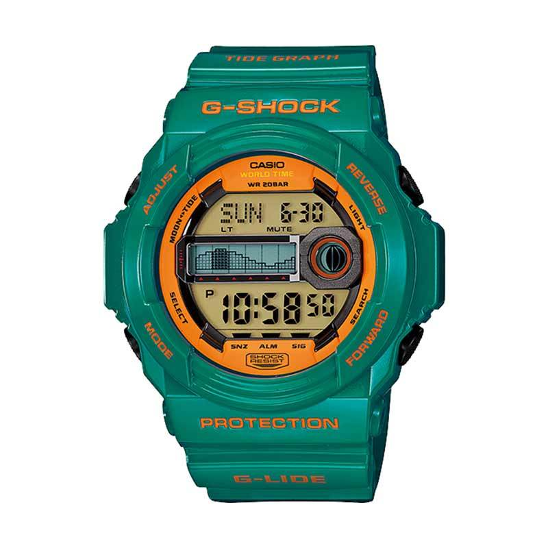 CASIO G-SHOCK GLX-150B-3DR