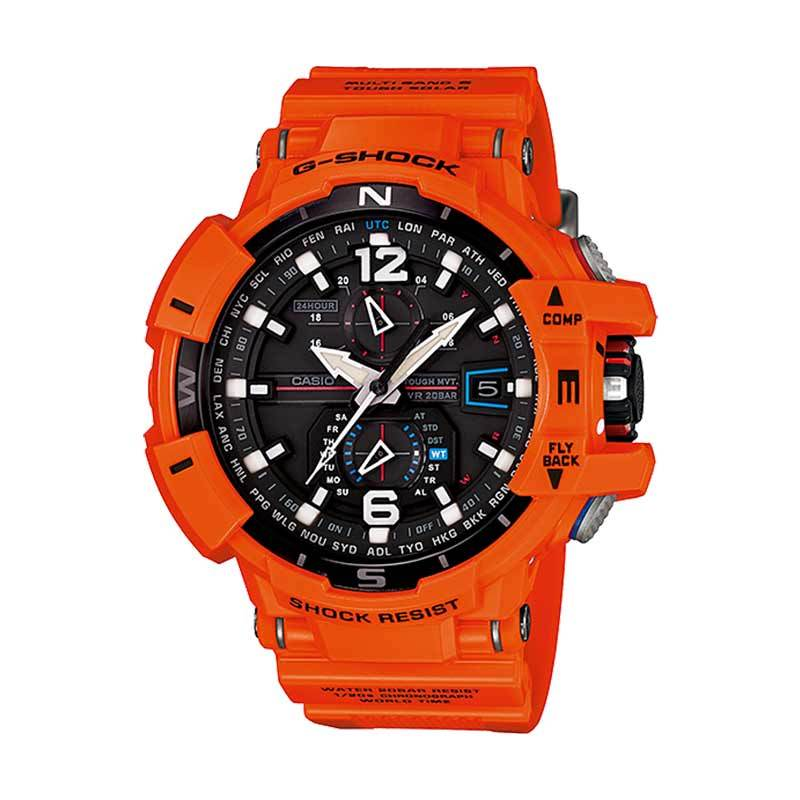 CASIO G-SHOCK GW-A1100R-4A TOUGH SOLAR