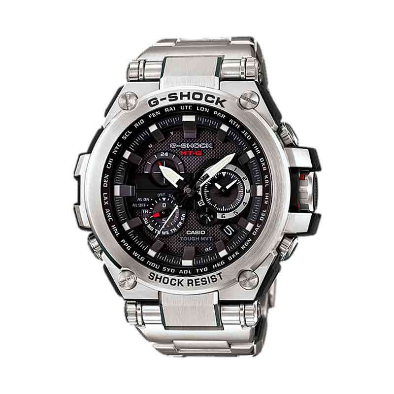 CASIO G-SHOCK Jam Tangan Pria MTG-S1000D-1A Waveceptor Made In Japan