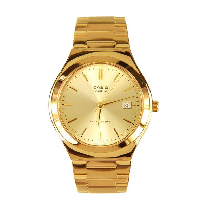 CASIO LTP-1170N-9ARDF Gold Jam Tangan Wanita