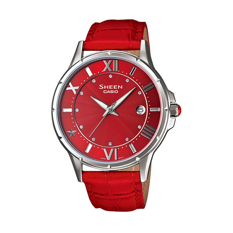 Casio Sheen SHE-4024L-4A Jam Tangan Wanita