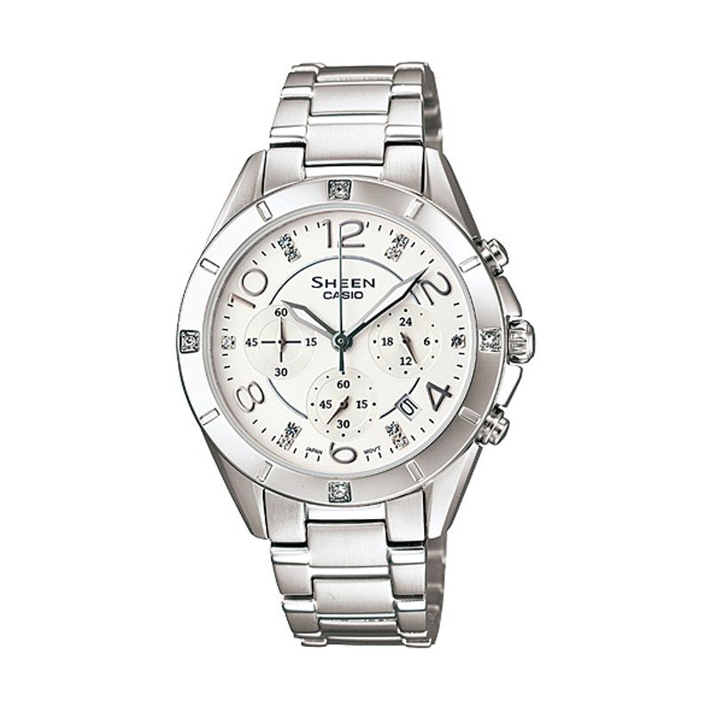 Casio Sheen SHE-5021D-7A Jam Tangan Wanita
