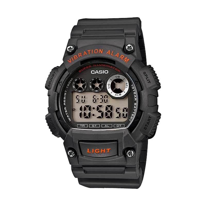CASIO W-735H-8A Vibe Alarm