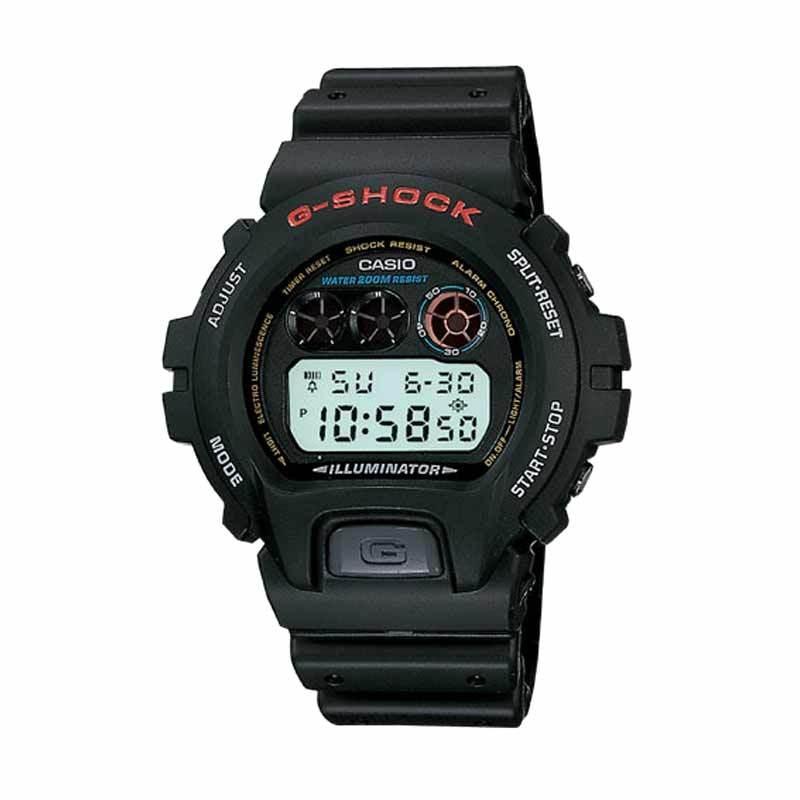 CASIO G-SHOCK Jam Tangan Pria DW6900-1VH