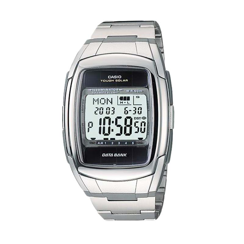 Casio DB-E30D-1A Databank Tough Men Watch