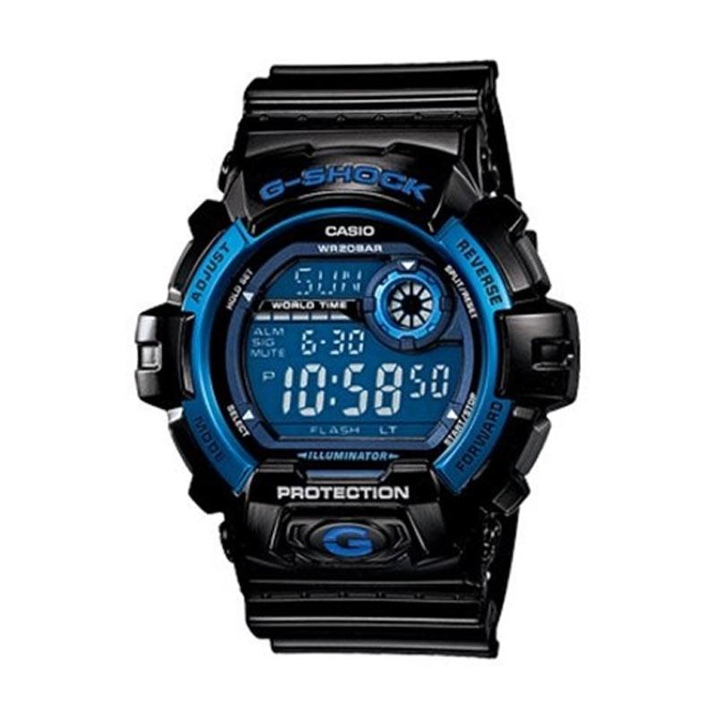 Casio G Shock G-8900A-1DR Jam Tangan Pria