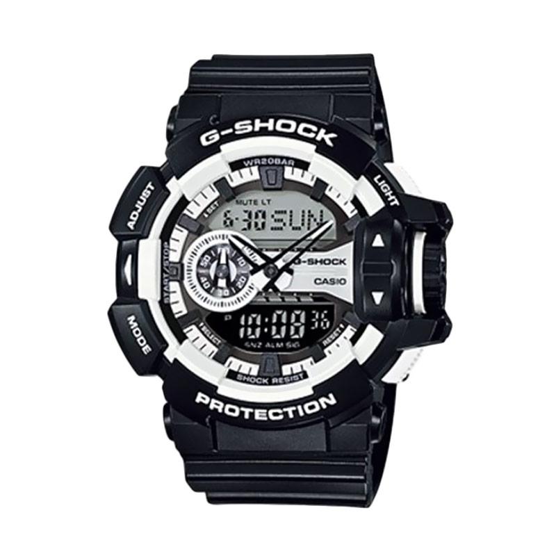Casio G Shock GA-400-1ADR Jam Tangan Pria