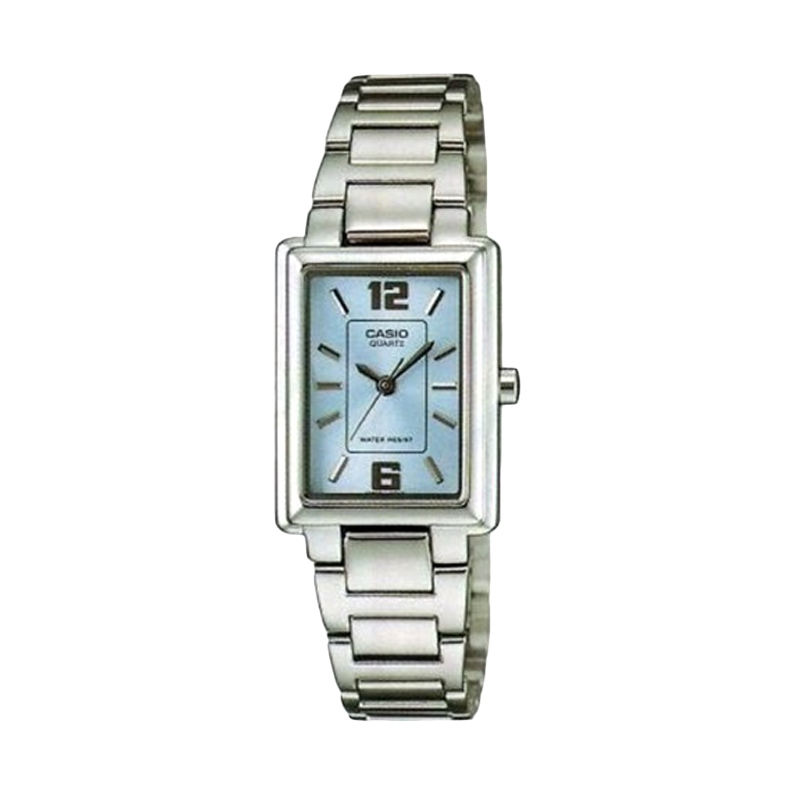Casio LTP-1238D-2ADF Ladies Analog