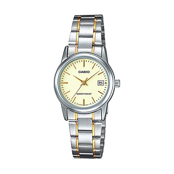 Casio LTP-V002SG-9AUDF Ladies Analog