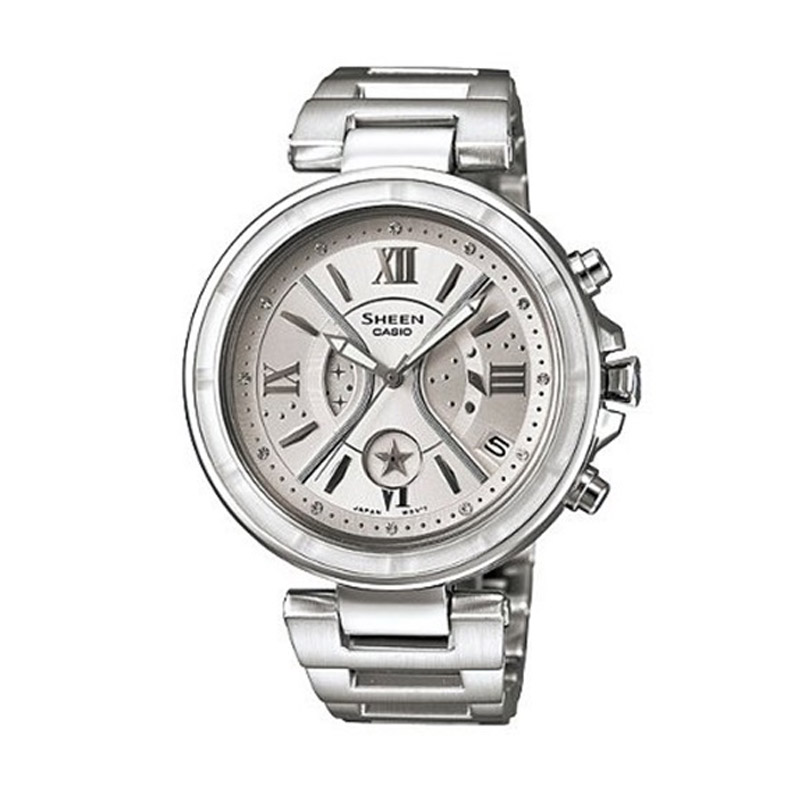 Casio Sheen SHE 5515D 7ADR