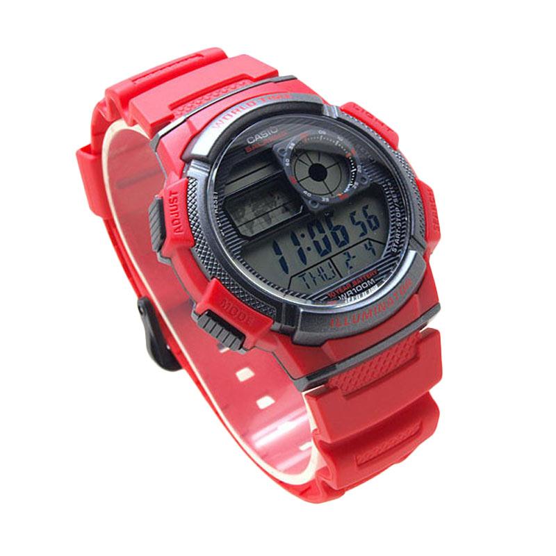 CASIO Standard AE-1000W-4A Jam Tangan Pria