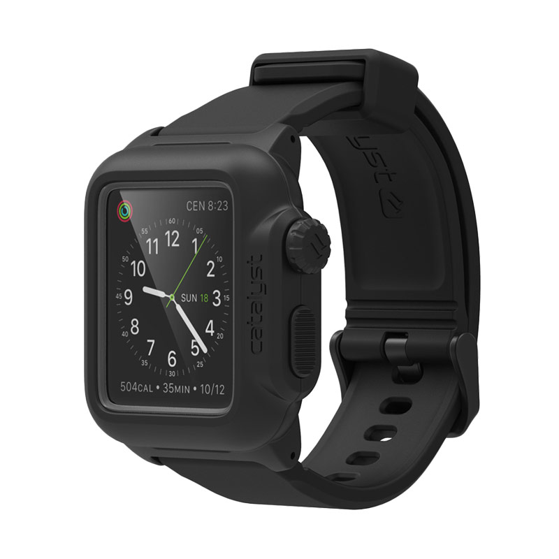 Catalyst Casing for Apple Watch - Stealth Black