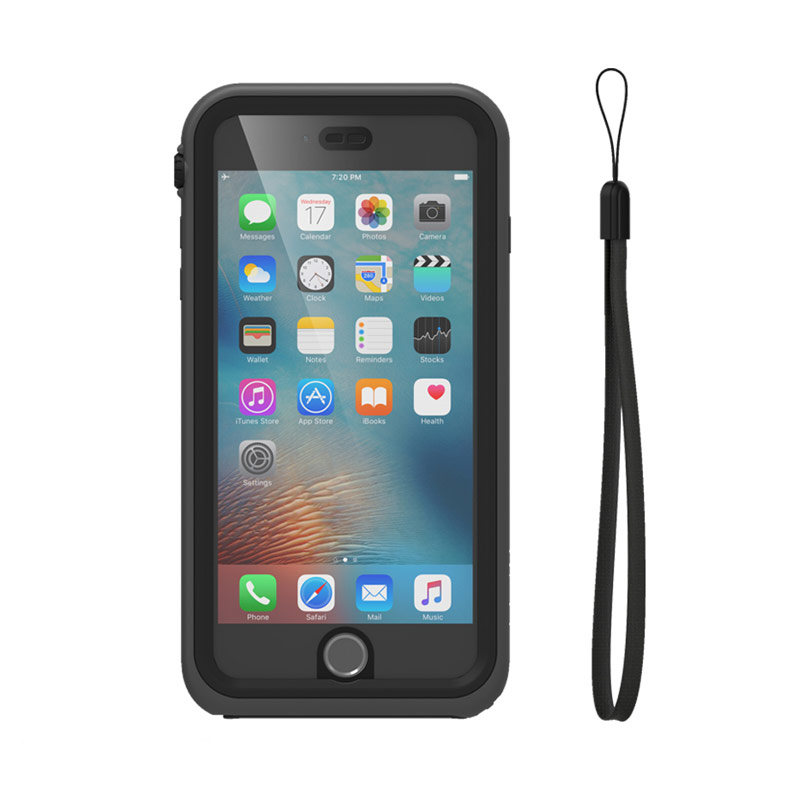Catalyst casing for iPhone 6 or iPhone 6S - Black & Space Gray