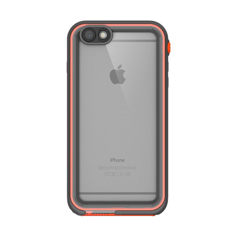 Catalyst casing for iPhone 6Plus or iPhone 6S Plus - Rescue Ranger (Gray/Black/Orange)