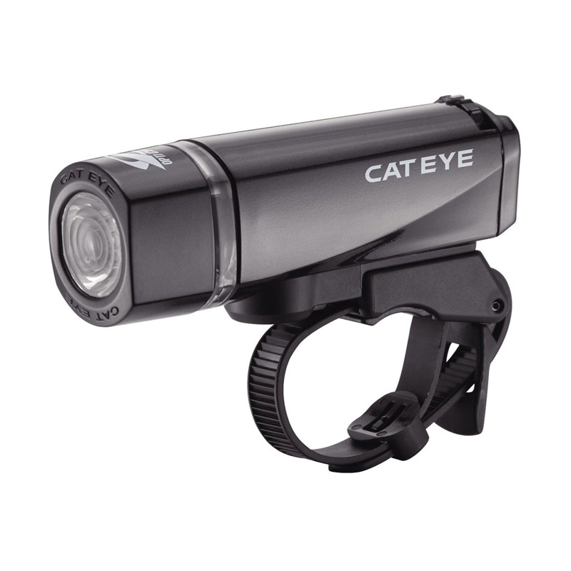 Cateye Compact Opticube Front (HL-EL450)