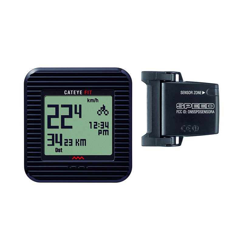 Cateye Speedometer FIT VIKE&WALK CC-PD100W